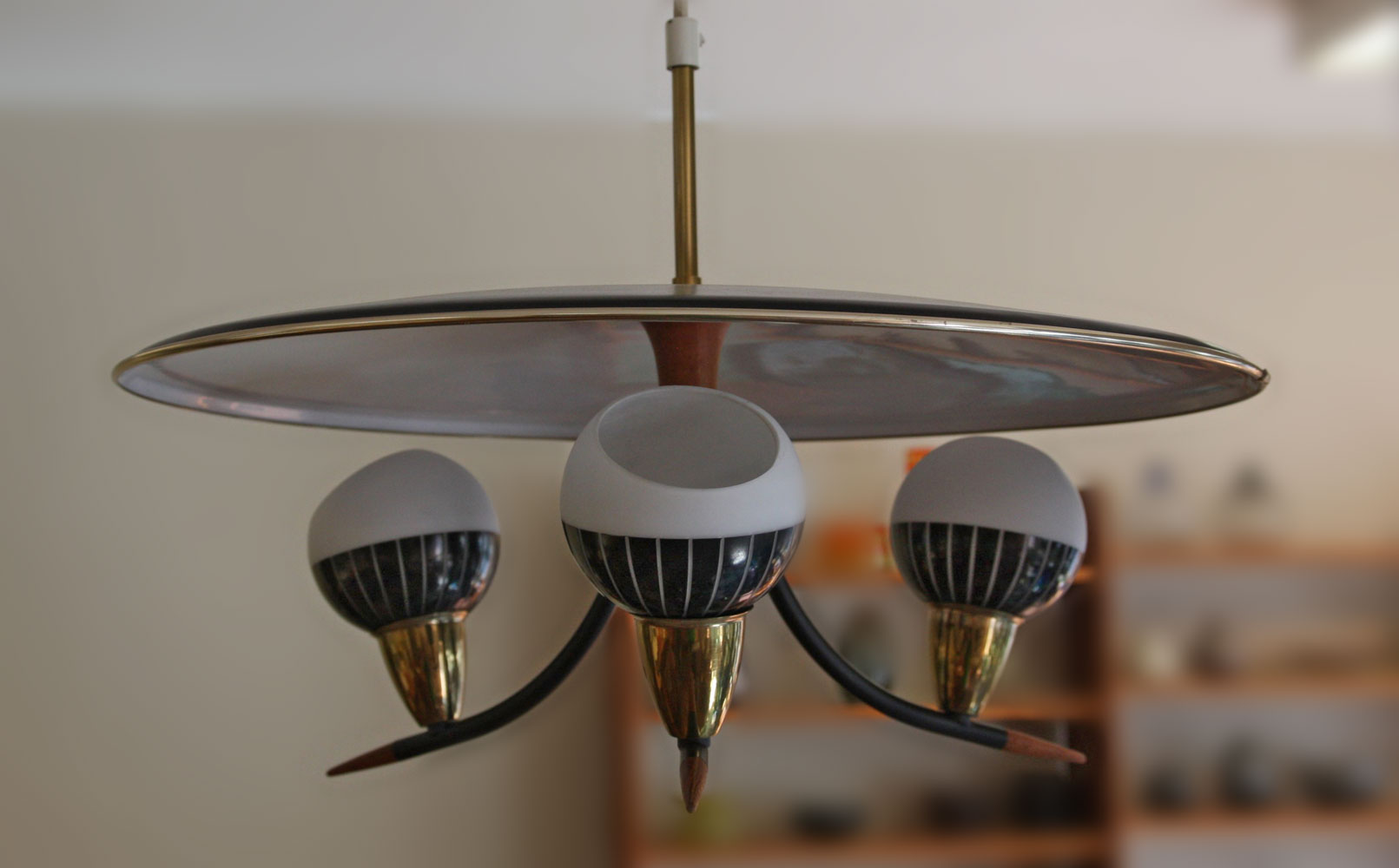 T. Røste & Co taklampe | Taklampe, Lamper, Retro